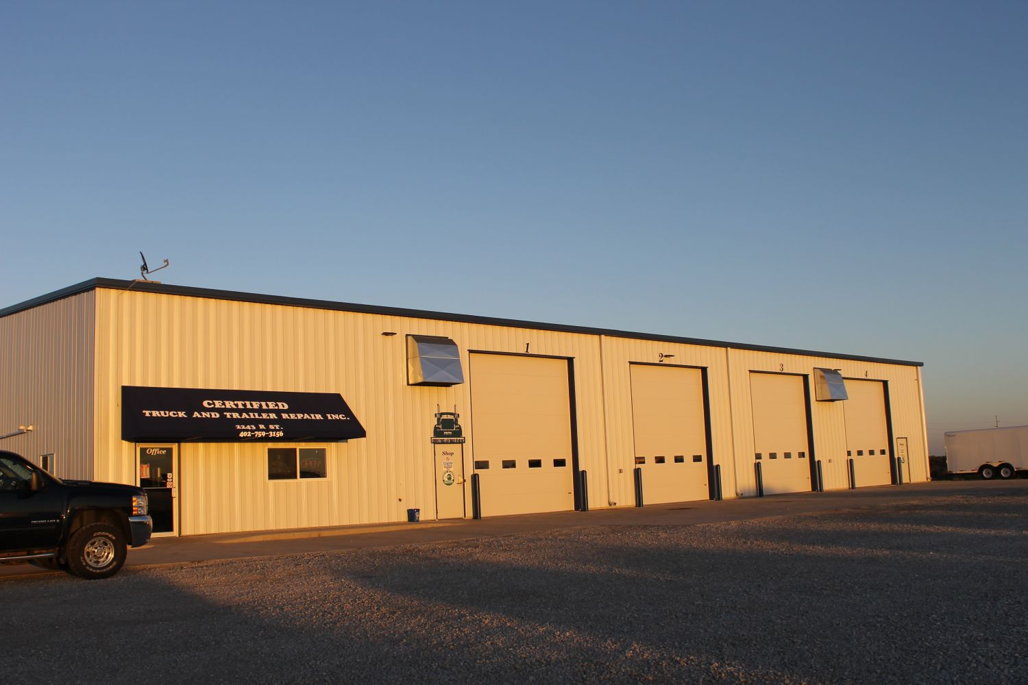 Geneva, NE's specialist in truck maintenance, parts, and servicing