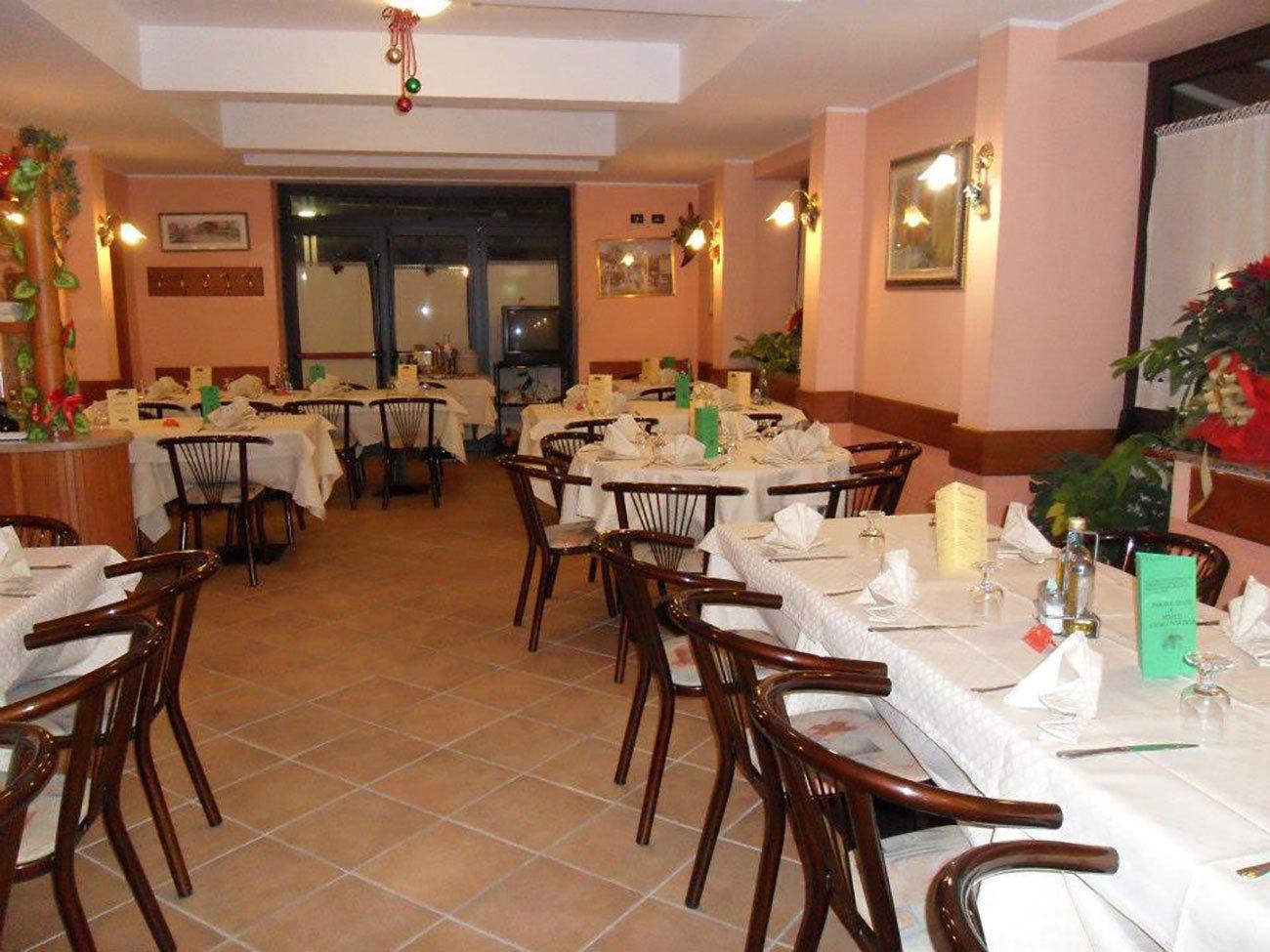 Interno dil ristorante