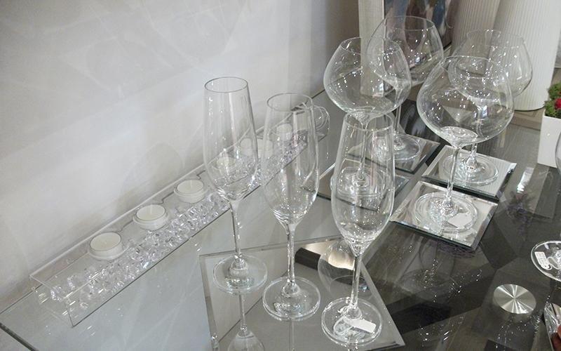Set bicchieri liste nozze