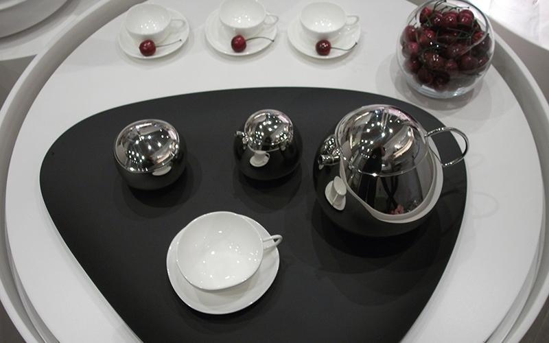 Piatti e vassoi di design