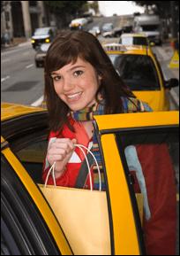 taxi urbano