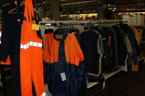 Abbigliamento antinfortunistica