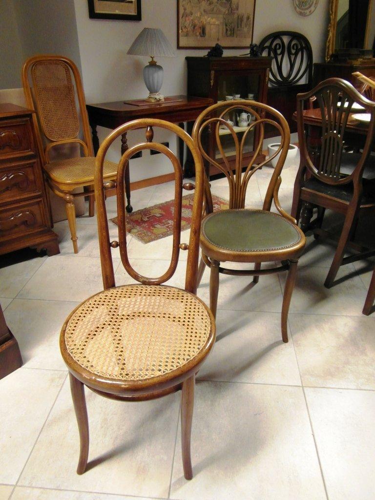 Modelli thonet modelli thonet sedie milano antichit 224 resi for Sedie modelli
