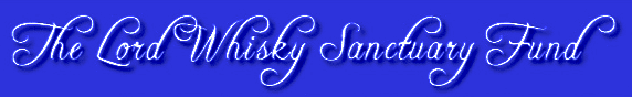 The Lord Whiskey Sanctuary Fund logo
