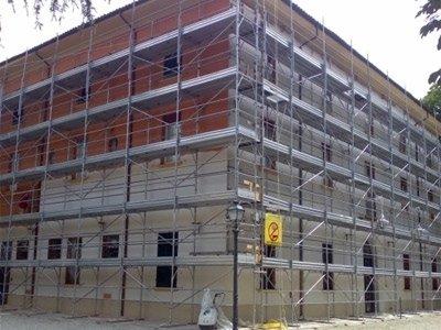 Ripristino e decorazione edifici