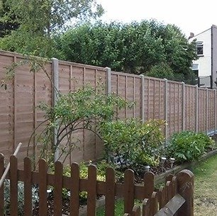 smaller fence