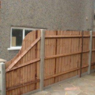 uniquely designed fencing