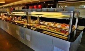 cucina sushi, ristoranti, antipasto a buffet