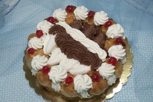 Torta Saint Honore