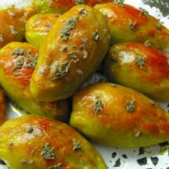 frutta di pasta reale