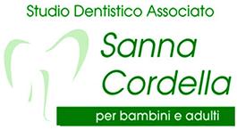 STUDIO DENTISTICO SANNA - CORDELLA - LOGO