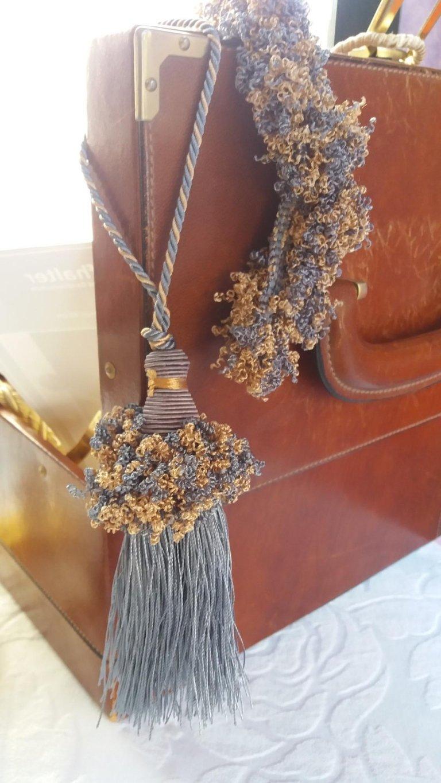fiocco chiave e marabu