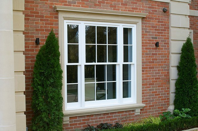Home glazing work