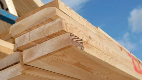 high-quality timber