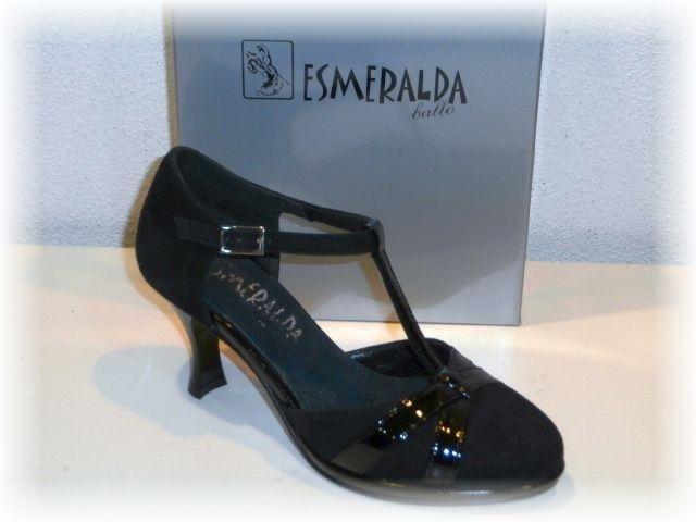 esmeralda camoscio
