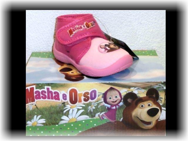 walt disney MASHA E ORSO