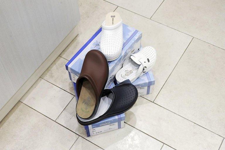 ciabatte da lavoro - Marinoni calzature
