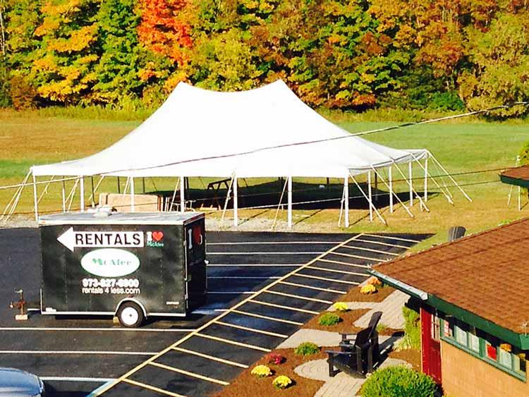 McAfee Tent Sale