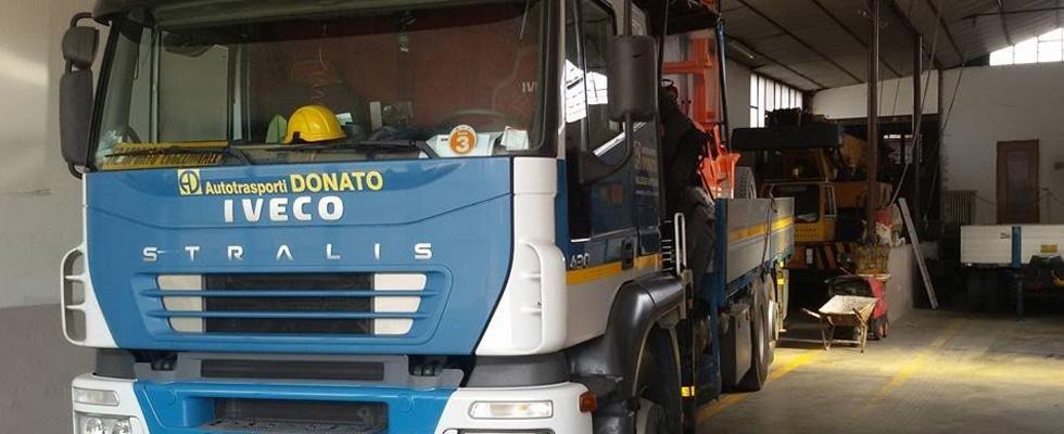 Autotrasporti Donato