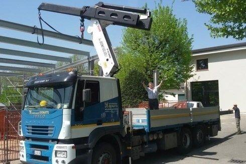 autogru portata 30 tonnellate