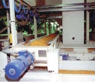 macchinari di produzione, impianti di microdosaggio, impianti per mangimifici