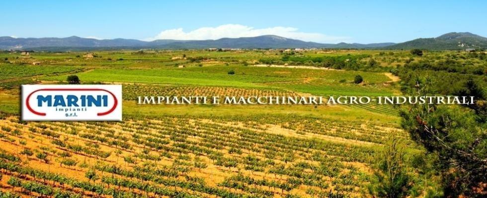 impianti agro industriali