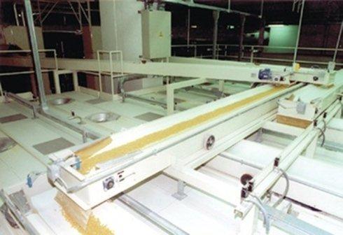 Nastri di carico silos