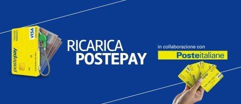 ricarica poste pay