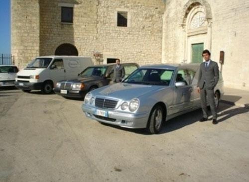 servizi trasporto funebre