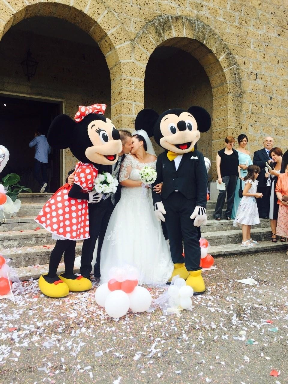 Palloncini tema matrimoni