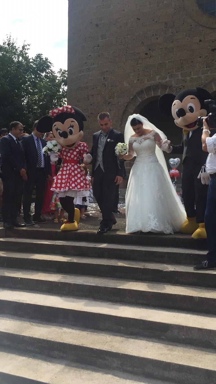 Mascotte per matrimoni