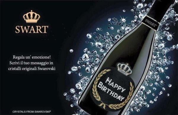 Bottiglie Swart personalizzabili