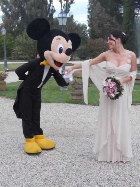 Animazione per matrimoni