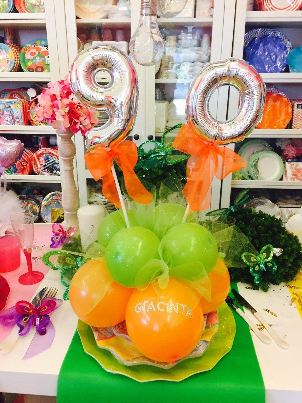 palloncini compleanno