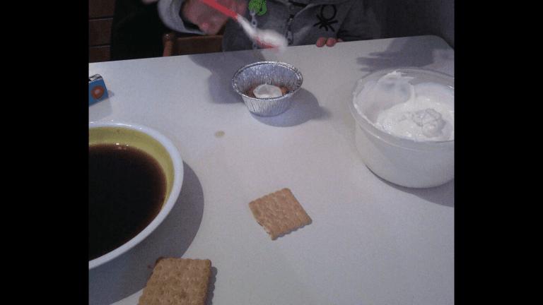 preparazione dolci