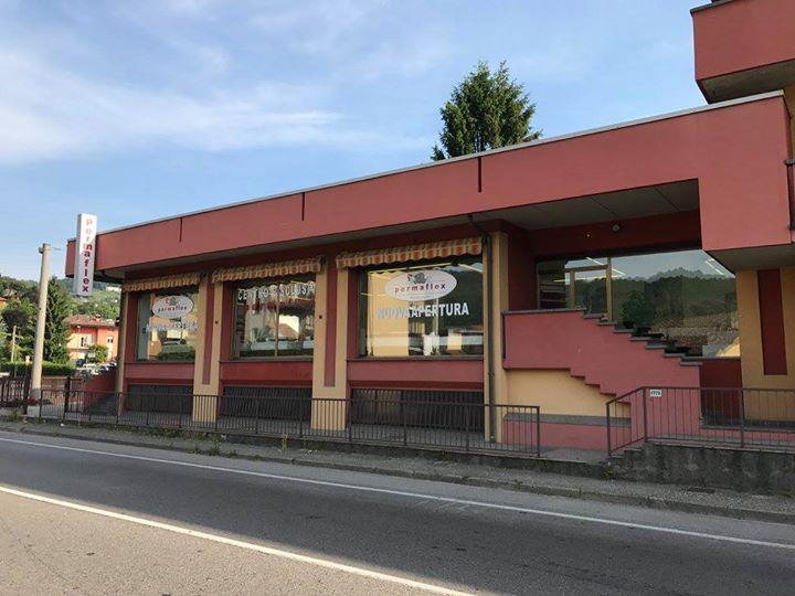 Materassi permaflex showroom