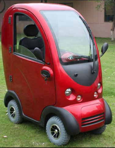 Emmo Mocab Enclosed Electric Scooter