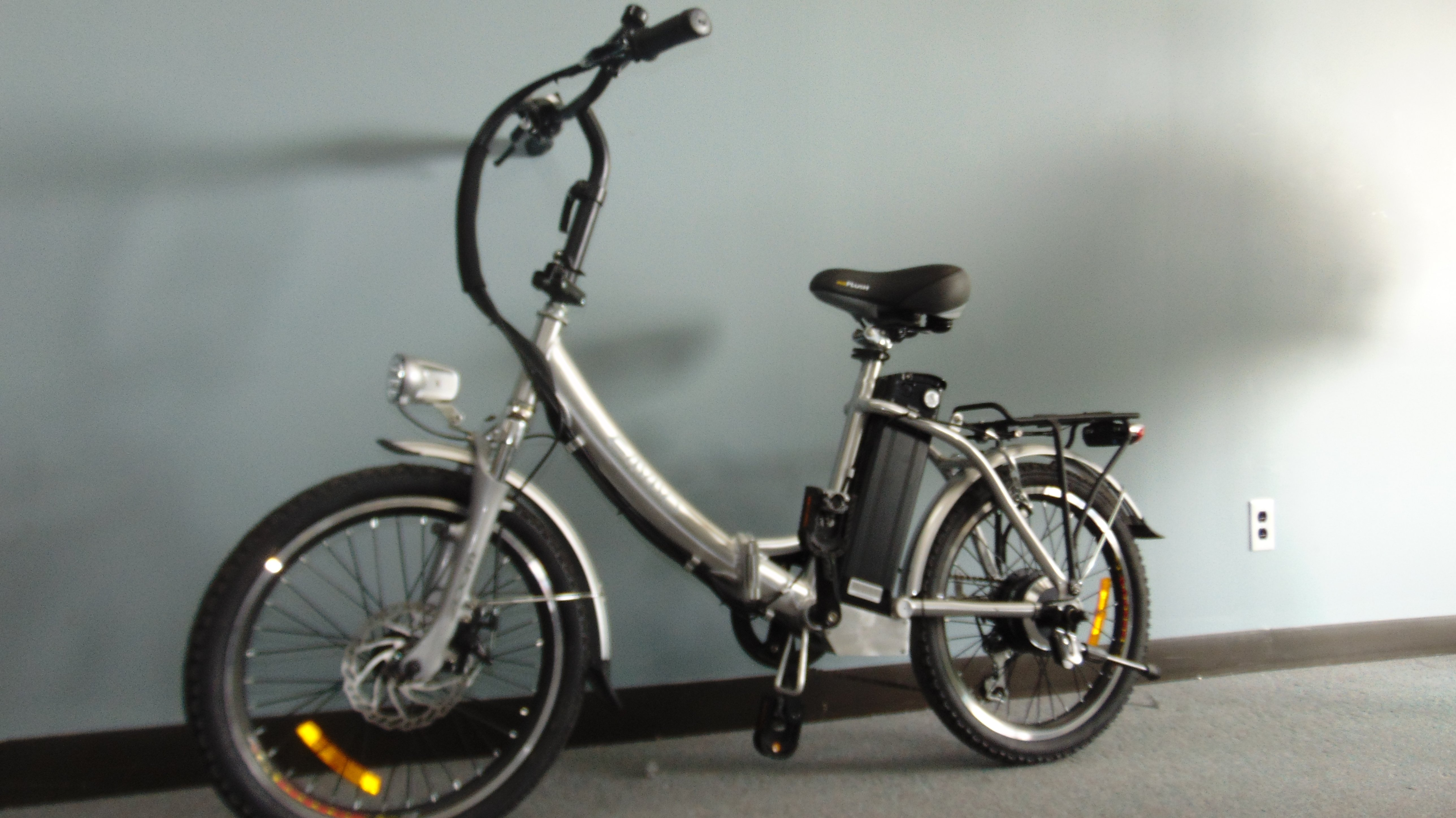 EMMO F7 ebicycle