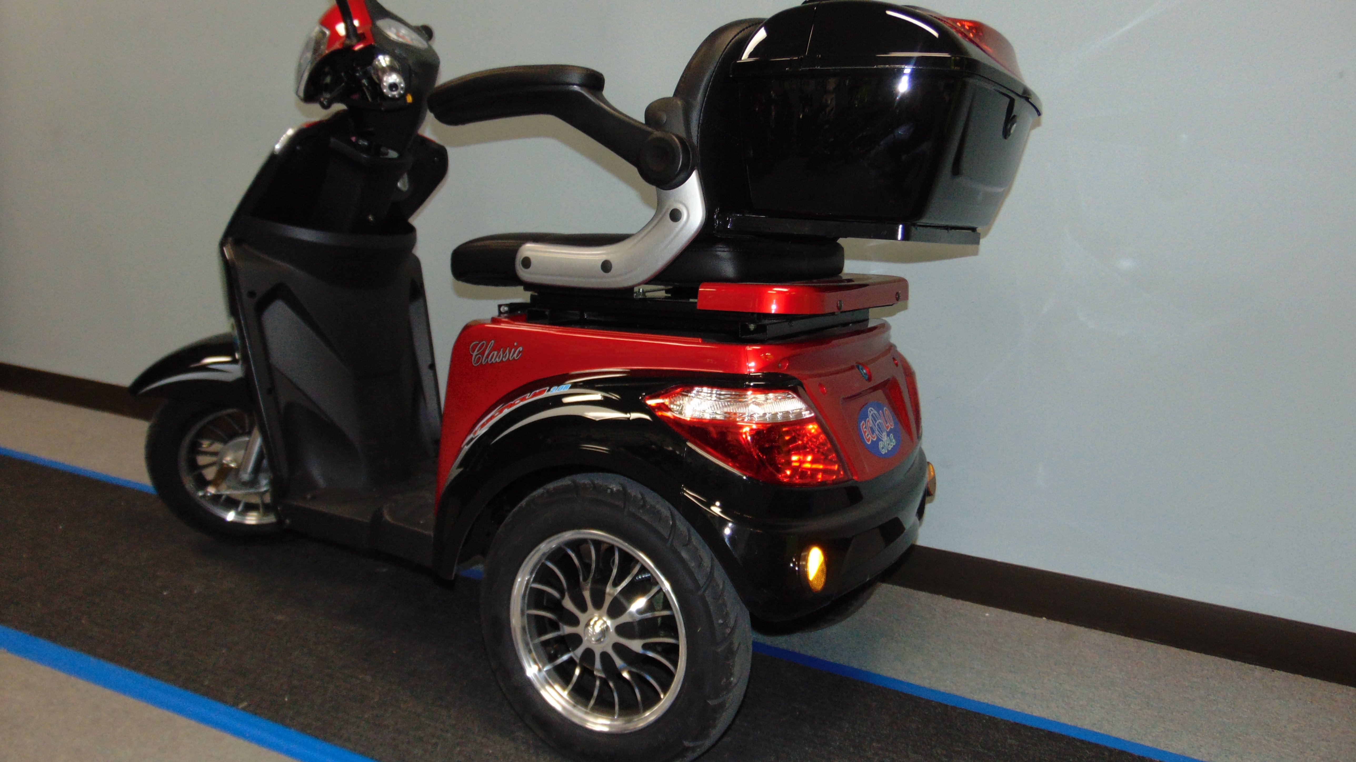 Ecolocycle Et3 Classic Electric Scooter