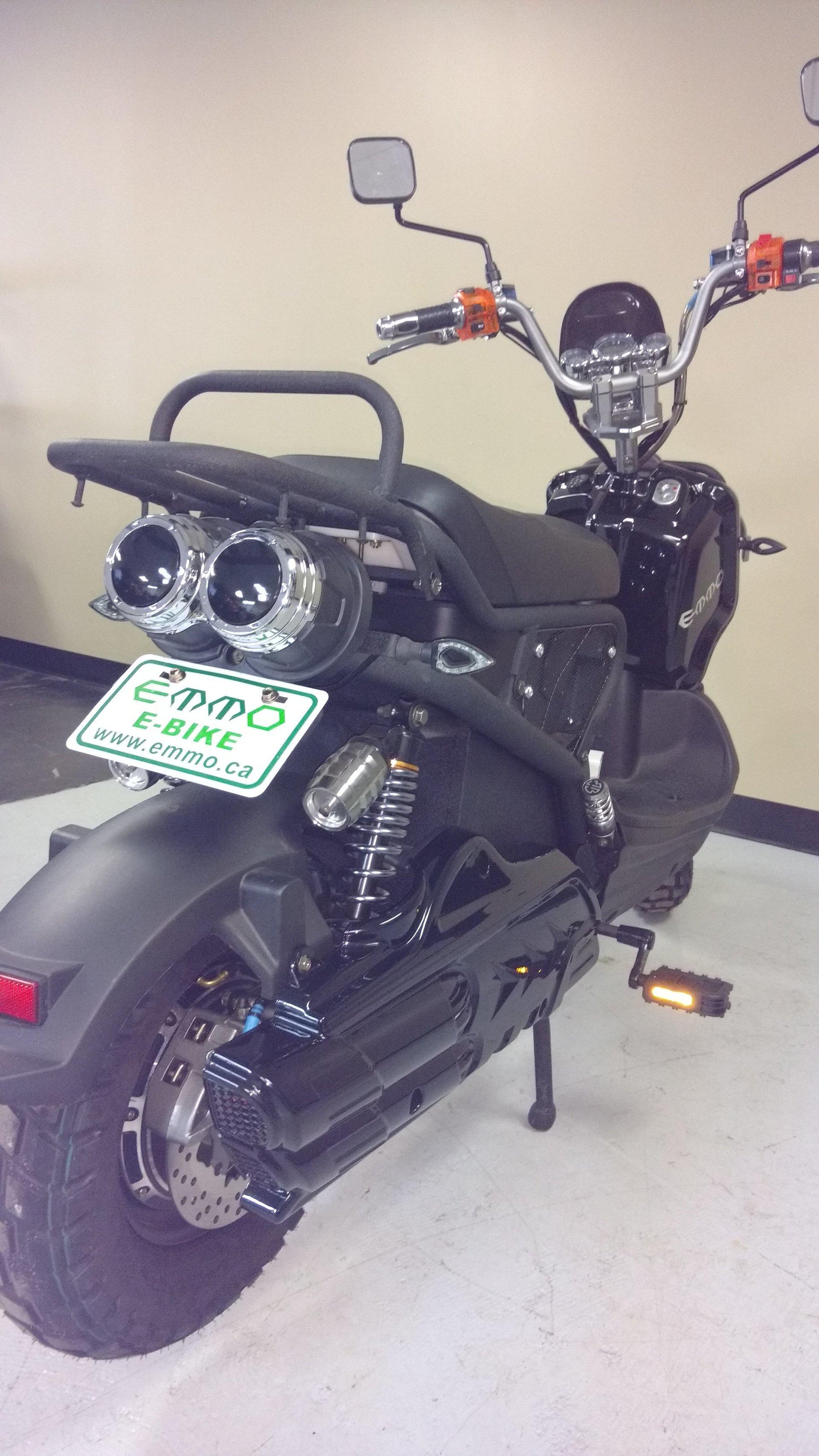 EMMO Monster E-Bike