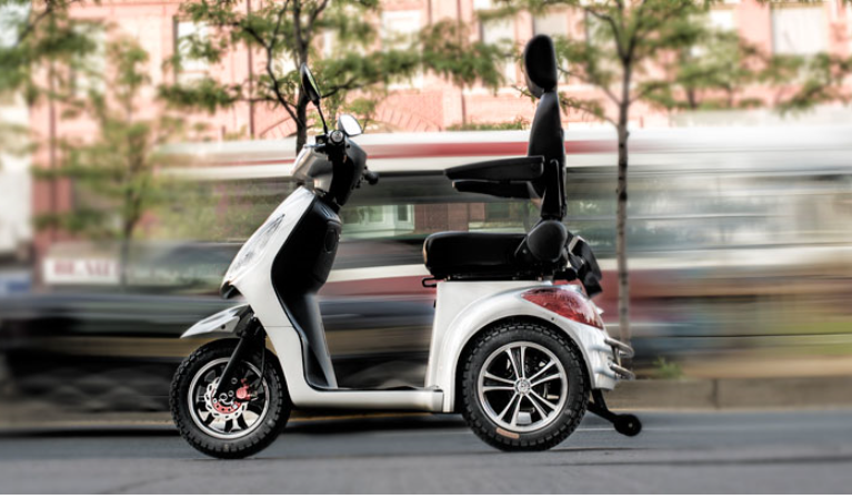 EMMO T350 scooter