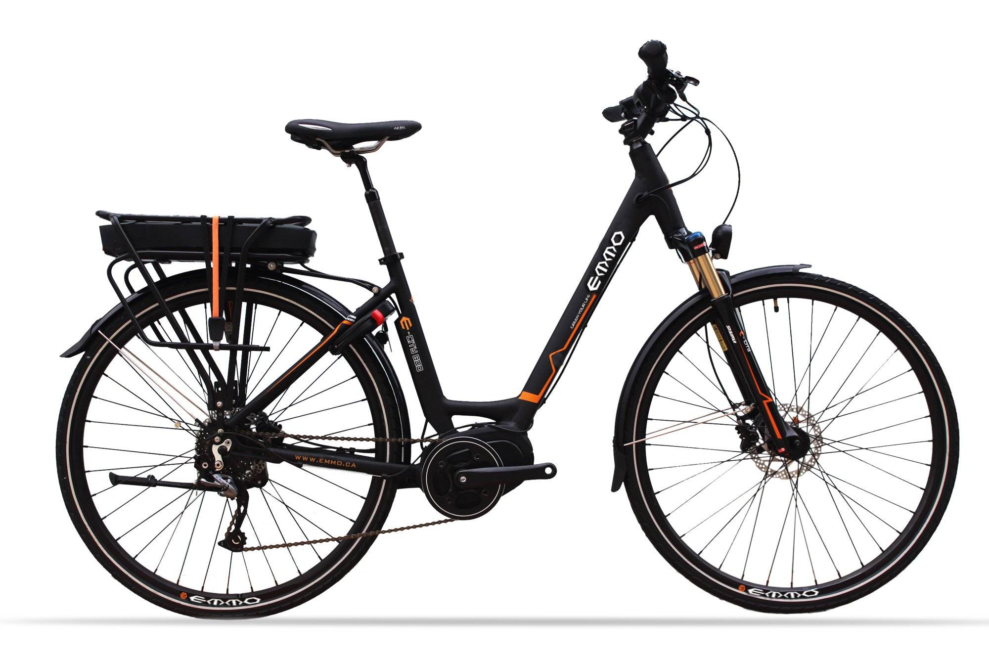 EMMO City 800 ebicycle