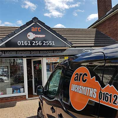 ARC LOCKSMITHS IN MANCHESTER AND CHESHIRE