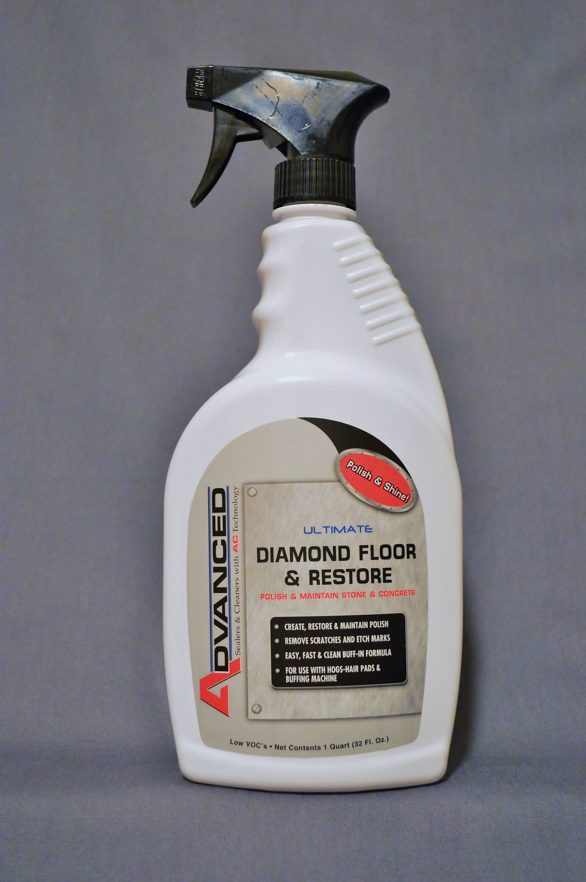 Ultimate Diamond Floor And Restore