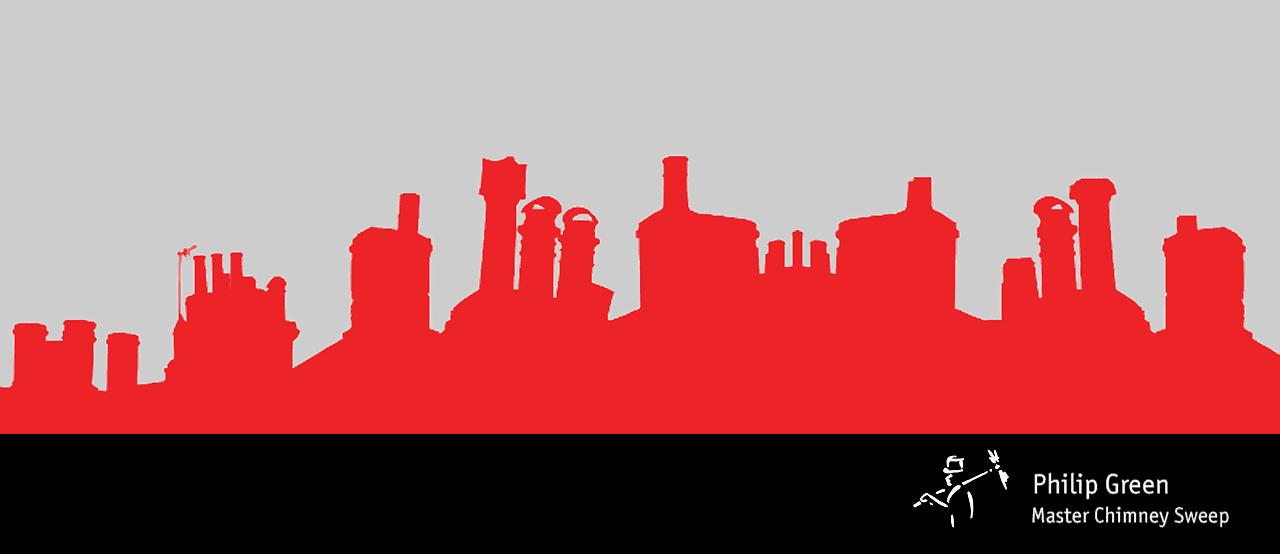 chimneys skyline
