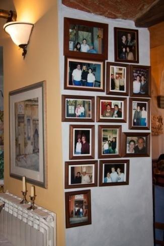 Trattoria nel centro storico di Cortona