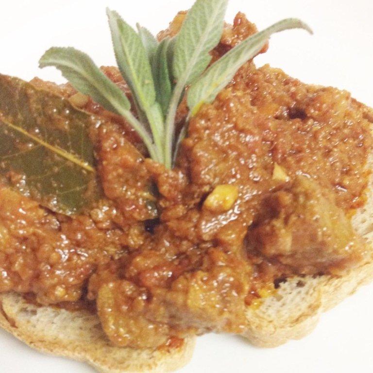 Crostini toscani Cortona