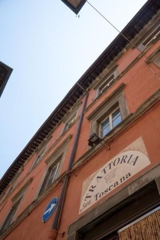 Trattoria Toscana a Cortona
