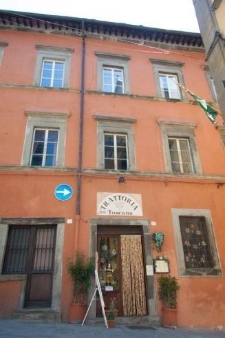 Ristorante a Cortona
