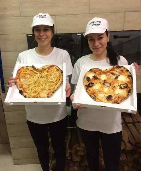 Pizza per ogni gusto del cliente